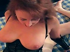 Redhead Mistress In Lingerie Smothering Porn 4f Xhamster