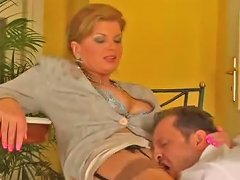Busty Mature Woman Gets The Fuck Of Her Life Free Porn Dc