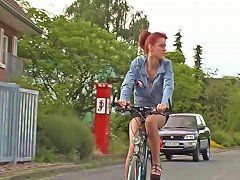 Near The Road Free Redhead Porn Video Dc Xhamster