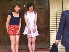 Japanese Housewife Gets Her Pussy Fingered And Fucked Deep