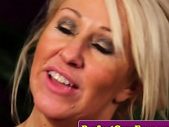 Busty Mature Facialized After Sucking Cocks Drtuber