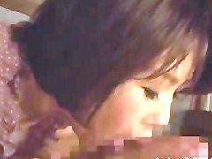 Busty Japanese Milf Enjoys A Kinky 69 With Her Lover